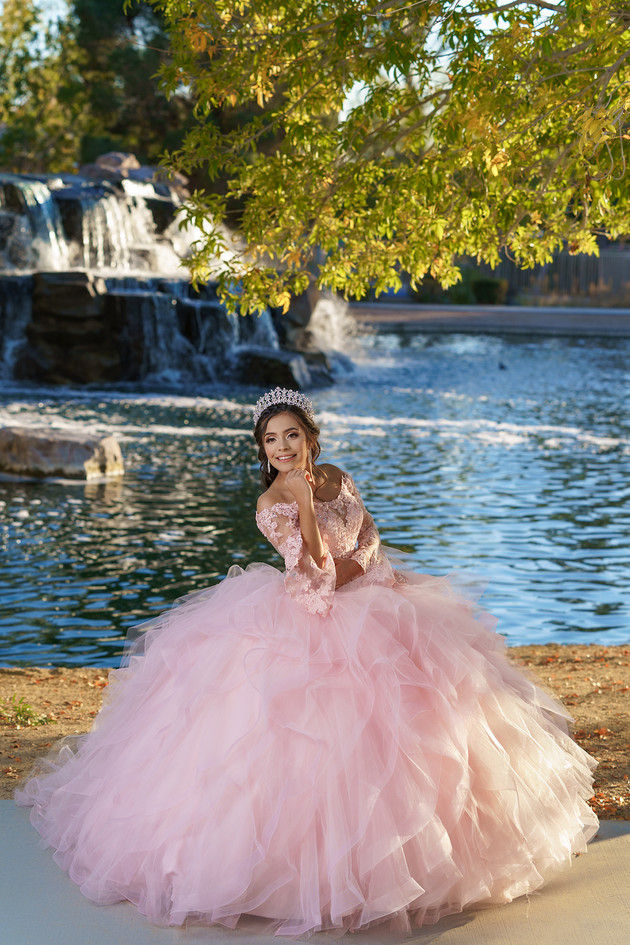 Quinceanera Photo Session