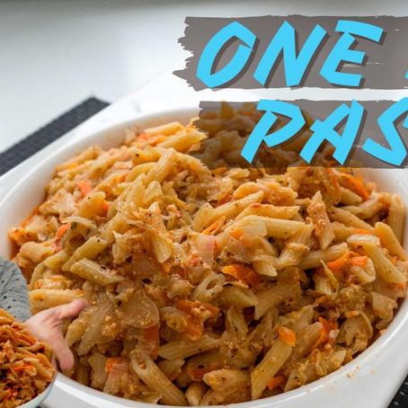One Pot Pasta nach Olga Art 👩🍳 - Mit Spitzkohl und Möhren | Einfach & Lecker