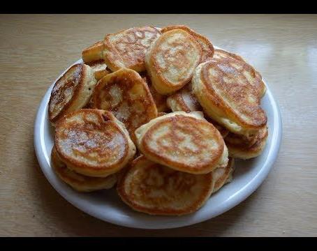 Oladji - Pfannkuchen | Оладьи (Оладушки) Пышные и Мягкие