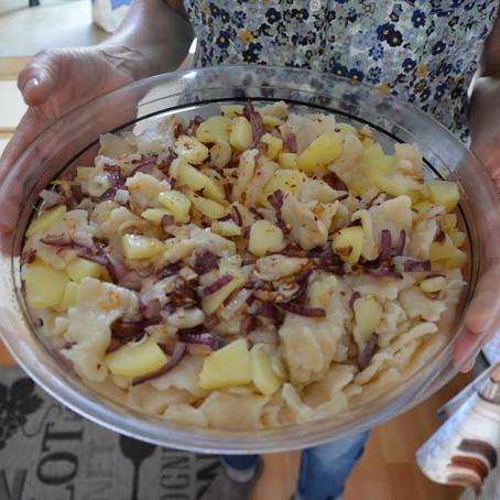 Galuschki Anleitung zum Nachkochen