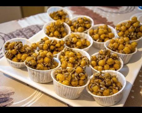 Russisches Honey Pops Rezept - Vogelfutter - Pops Kuchen