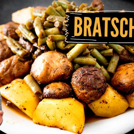 Mittagessen für Faule | Bratschlauch Rezept | Schnell & Einfach