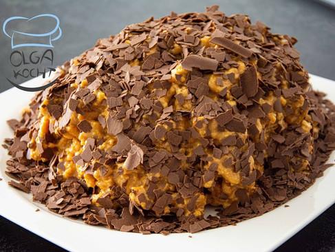 Ameisenhaufen in 10 Minuten   No Bake