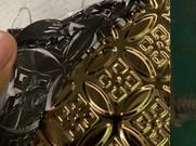 Stainless steel Golden