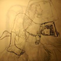 Nathalia Jardini | Grafite sobre papel