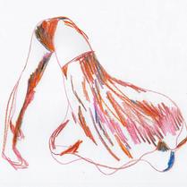 Bia Melo | Lápis de cor sobre papel
