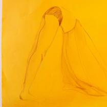 Carolina Drahomiro | Grafite sobre papel