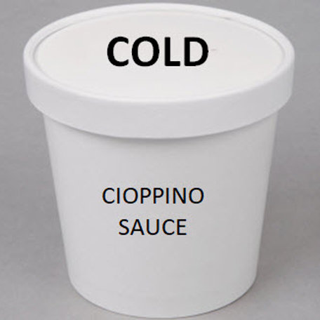 Chilled Cioppino Sauce (just add seafood!)