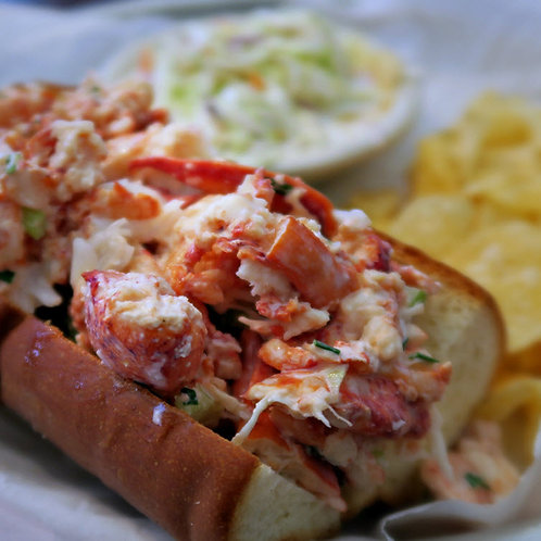 Lobster Roll, Dressed Style