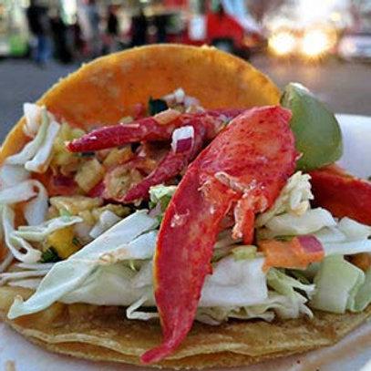Lobster Taco (GF)