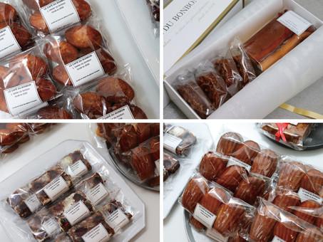 LE CAFE DU BONBON 焼き菓子販売