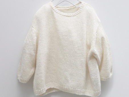 A&S Short sleeve crop sweater