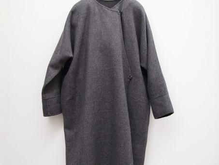 A&S Kimono wrap coat
