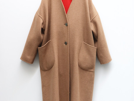 A&S Baby camel coat