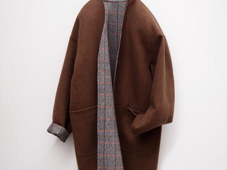 A&S No collar smoking jacket
