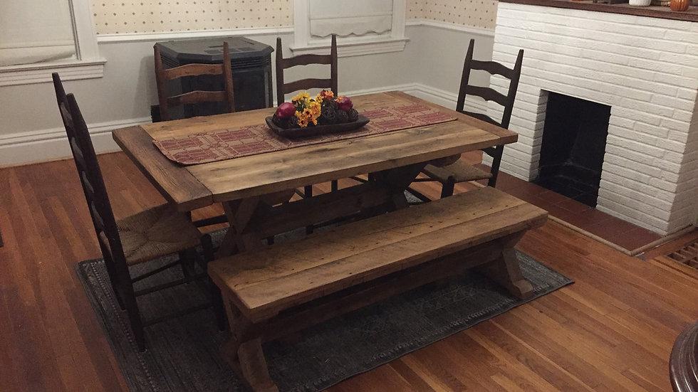 The Meramec Farmhouse Table