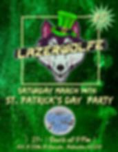 Lazerwolfe Keg showposter.png