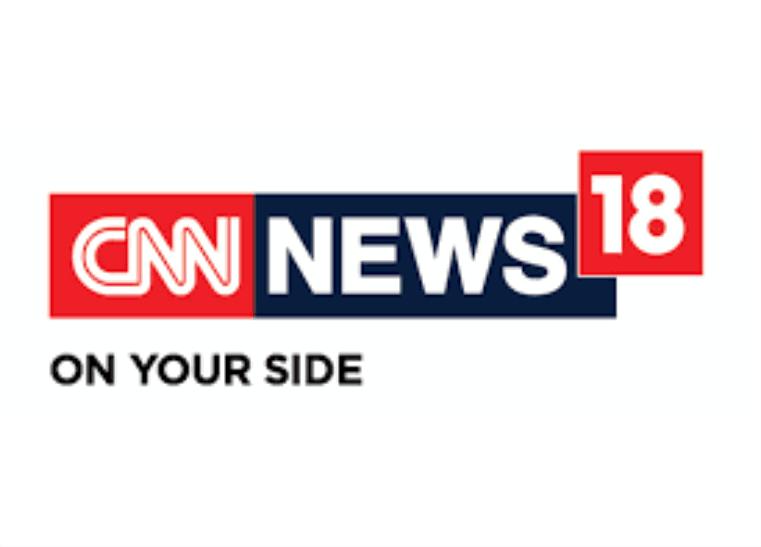 CNN News18 Logo