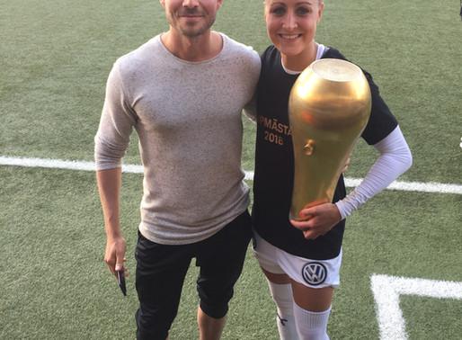 Sanne Troelsgaard matchvinder i pokalfinalen