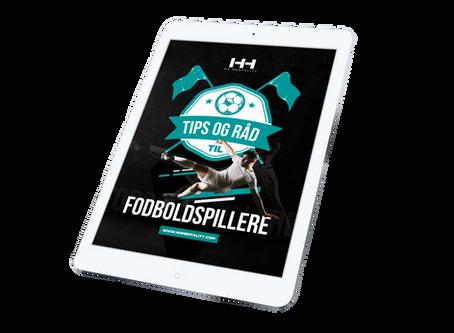 Mentaltrænings e-bog til fodboldspillere