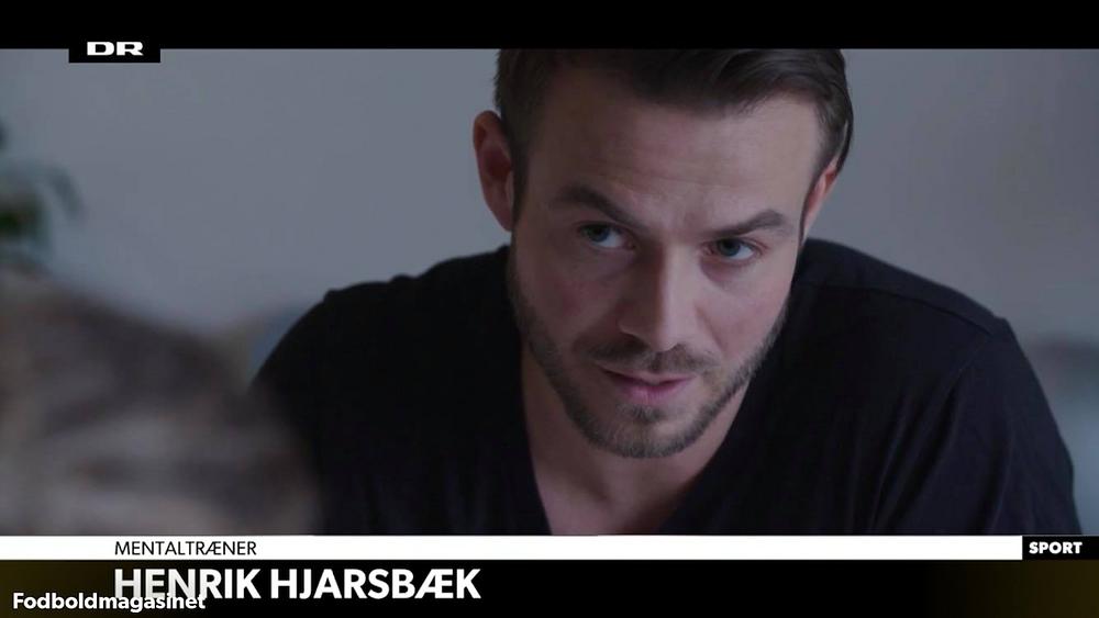 Mentaltræner Henrik Hjarsbæk