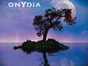 Onydia | Cover artwork in Blender - making