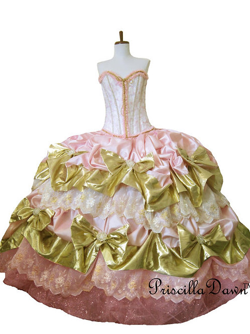 Gazelle Quinceanera Princess Gown