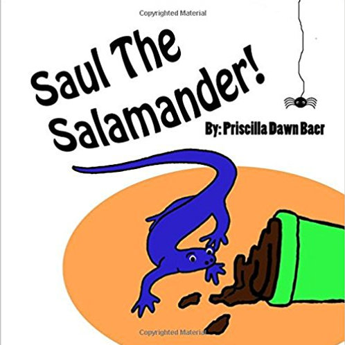 Sal the Salamander