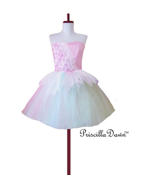 Sparkles Unicorn Kawaii Inspired Tulle dress