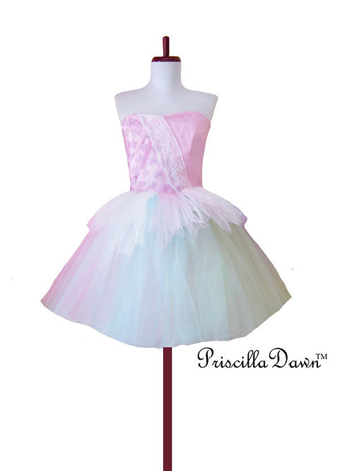 Sparkles Unicorn Kawaii Inspired Tulle dress
