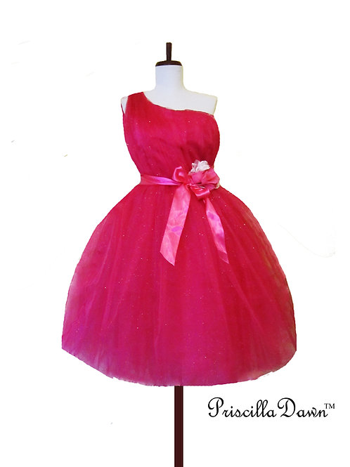 Sparkle Tulle Brittany Dress