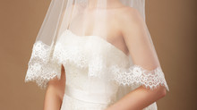 Picking the Perfect Bridal Veil