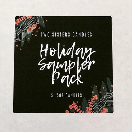 Holiday Sampler Box- PRE ORDER