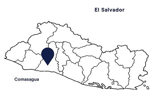 El Salvador Finca San Ernesto