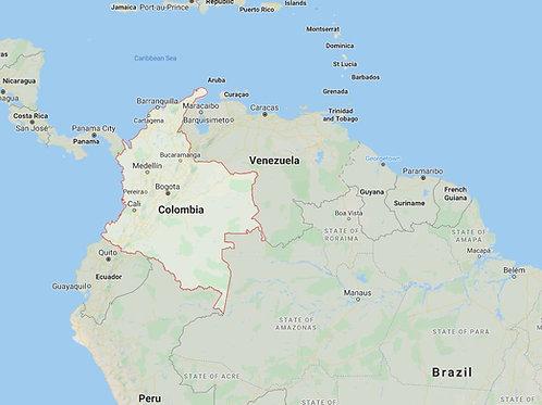 Colombia - Supremo  Decaf