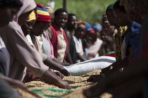 Rwanda - Kinini Kinigazi