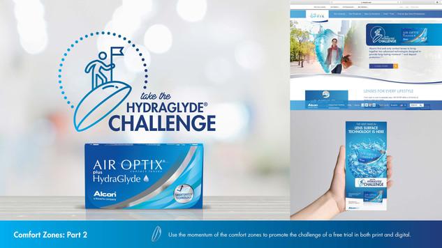 AIR OPTIX FAMILY - tactics/activation