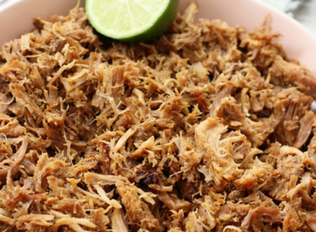 Instant pot carnitas (AIP)