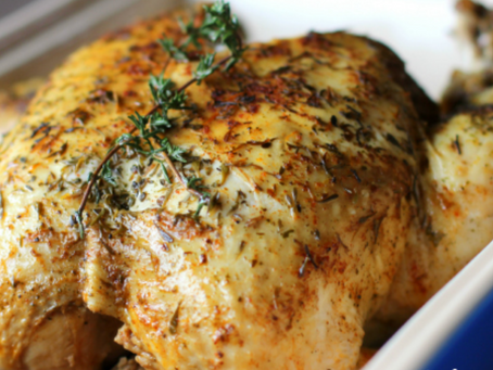 Juiciest Chicken Ever (Instant Pot, AIP)