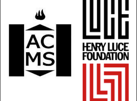 ACMS Launches Field School Program Funded by Luce Foundation
