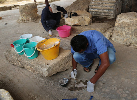Stabilizing and Maintaining the Endangered World Heritage Site of Cyrene
