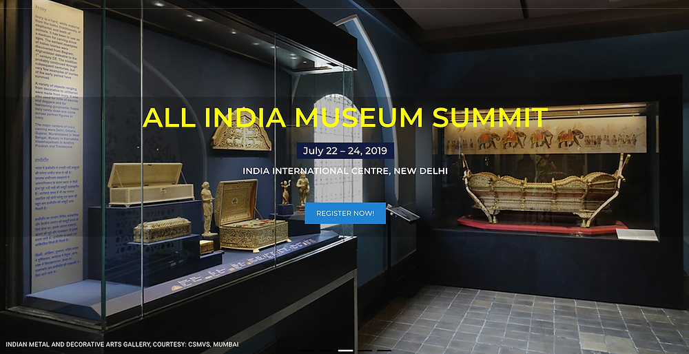 All India Museum Summit 2019