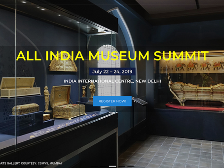 AIIS Organizes All India Museum Summit