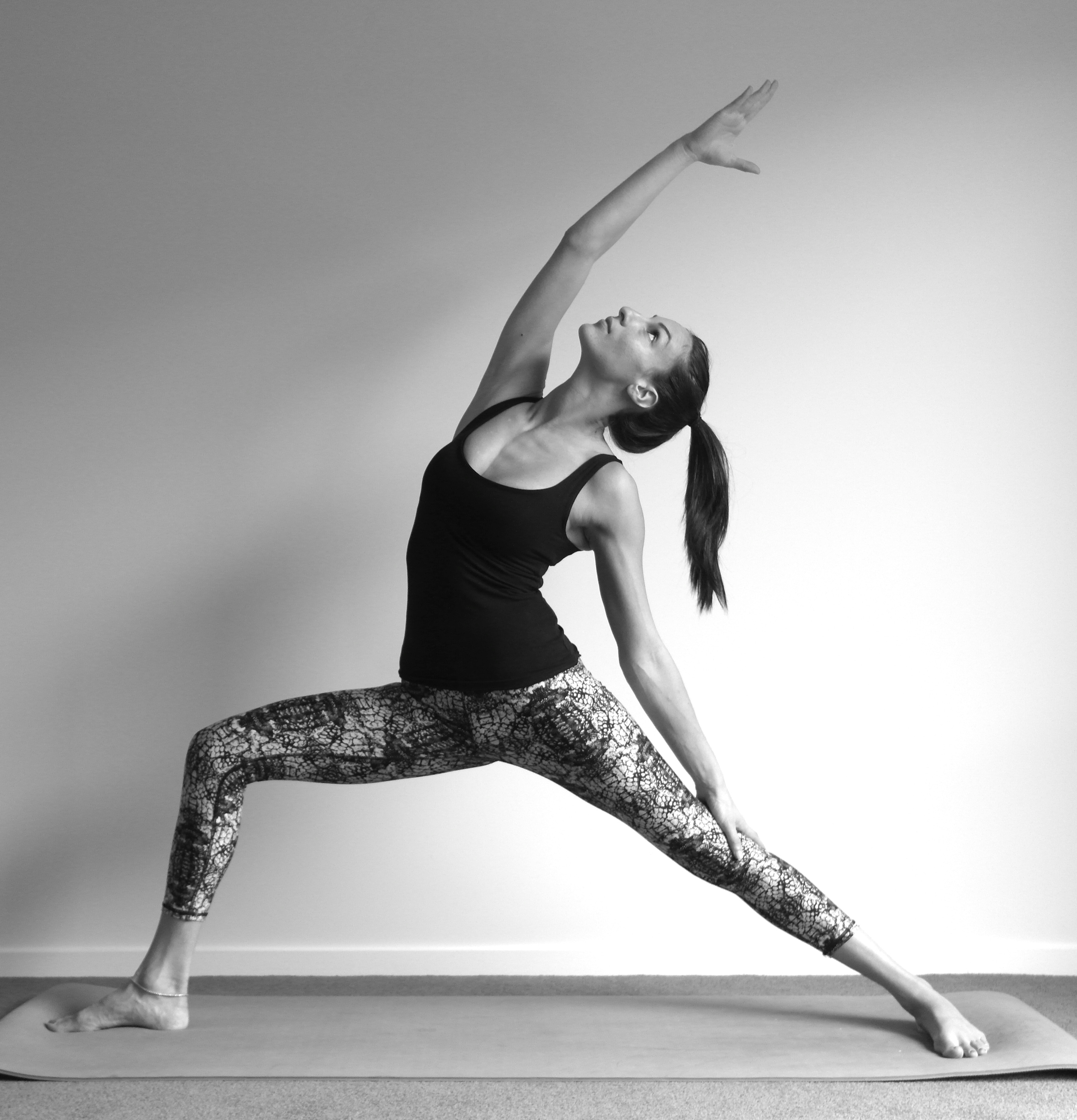 Vinyasa Yoga Tuesday 10.30am With Lisa