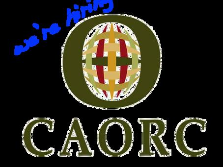 Job Opening: CAORC Program Director