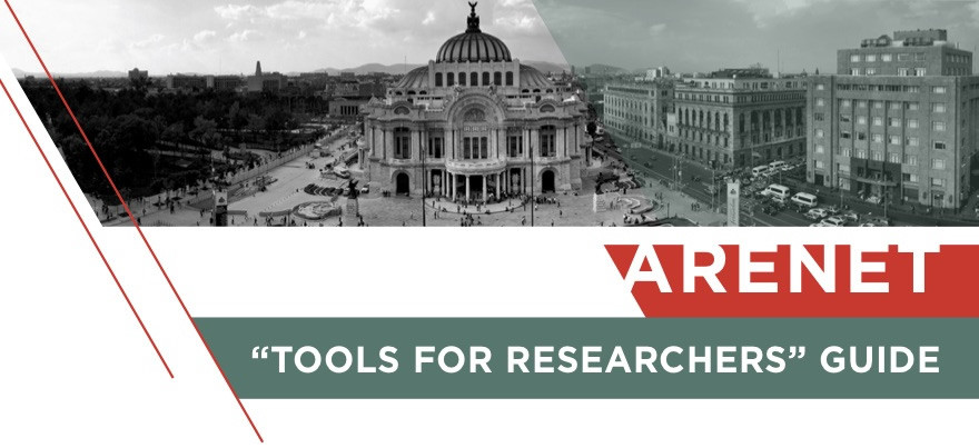 ARENET Tools for Researchers Guide