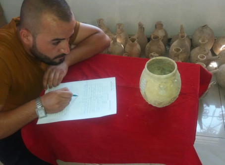 Saving Syria's Archaeological Treasures, One Object at a Time