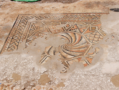 Mending the Mosaics of the Byzantine Church of Khirbet et-Tireh