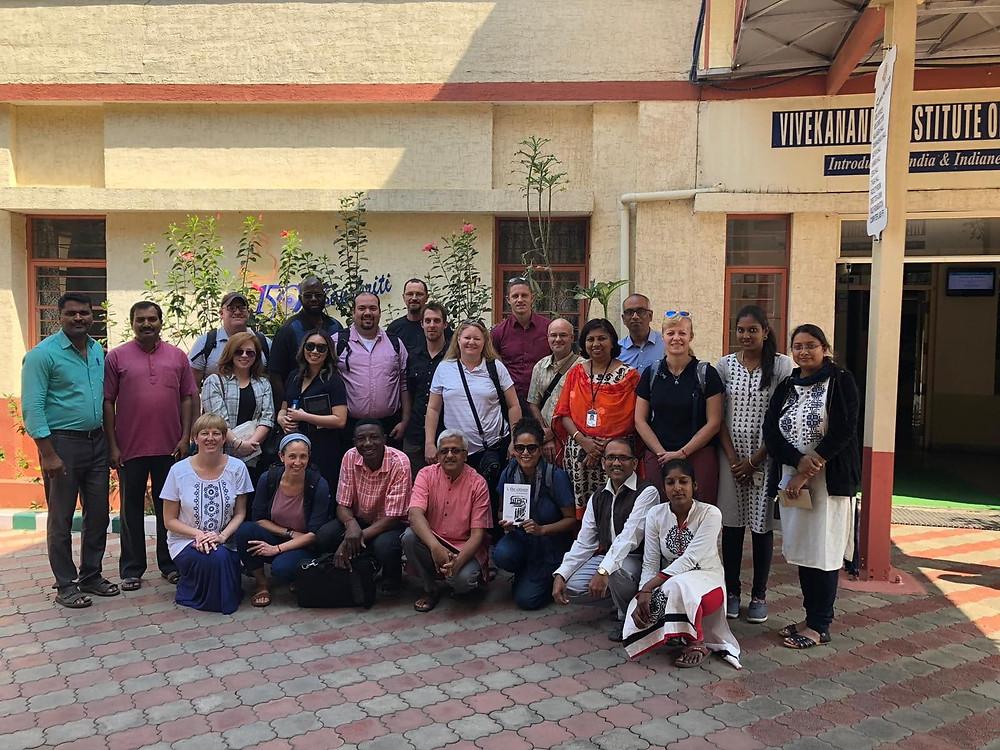 Group with Dr. Balasubramaniam