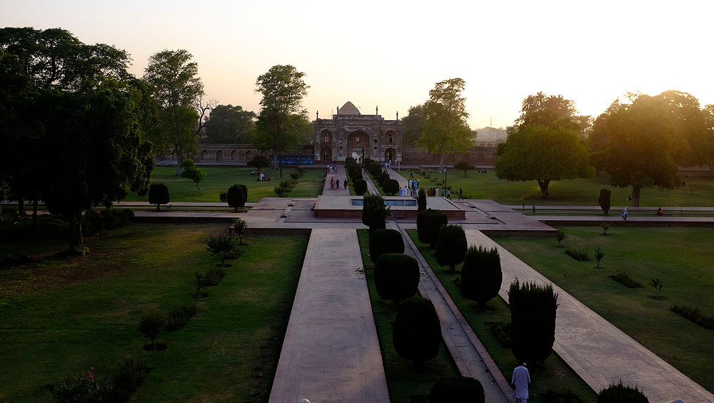 Shahdara Bagh. Photo by the author.